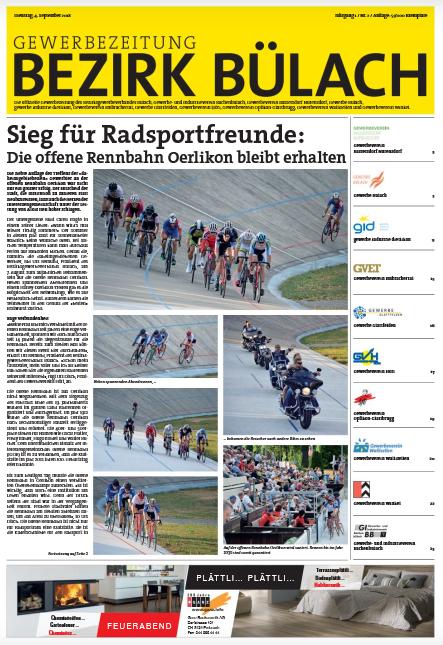 Gewerbezeitung Bezrik Bülach